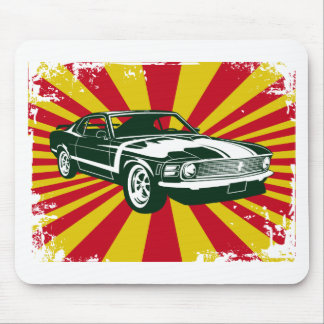 1970 Ford Mustang Boss 302 Mouse Pad