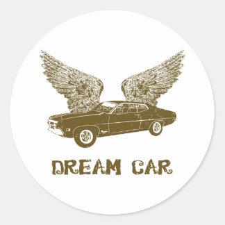 1970 Ford Torino Cobra 429 Stickers