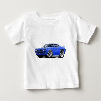 1970 GTO Blue Car Baby T-Shirt