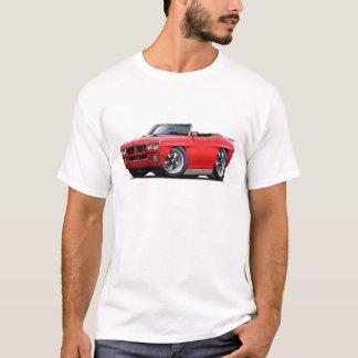 1970 GTO Red Convertible T-Shirt