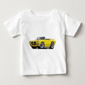 1970 GTO Yellow Convertible Baby T-Shirt