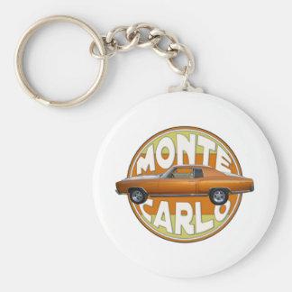 1970 monte carlo copper camel keychain