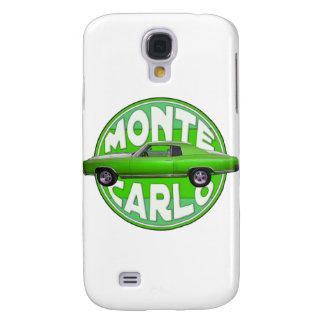 1970 monte carlo green mamba galaxy s4 case