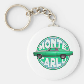 1970 Monte Carlo style Keychain
