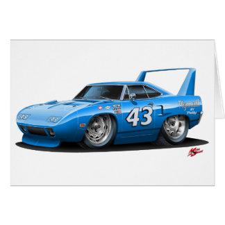 1970 Nascar Superbird Petty Card