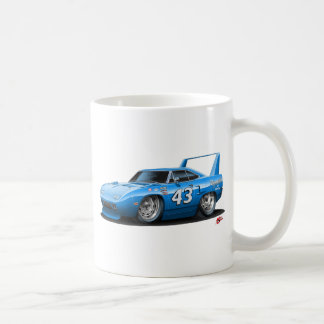 1970 Nascar Superbird Petty Classic White Coffee Mug