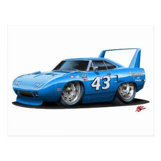 1970 Nascar Superbird Petty Post Cards