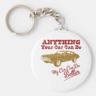 1970 Oldsmobile 442 Keychain