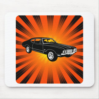 1970 Oldsmobile 442 Mouse Pad