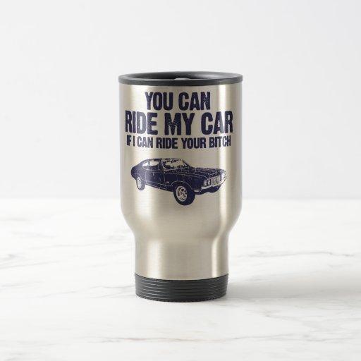 1970 Oldsmobile 442 Coffee Mugs