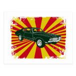 1970 Oldsmobile 442 Postcard