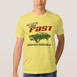 1970 Oldsmobile 442 Tee Shirt