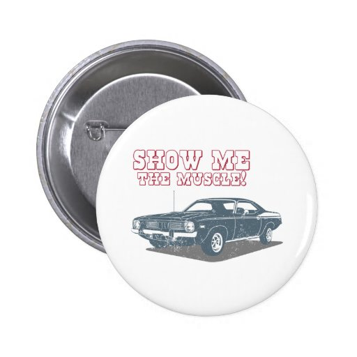 1970 Plymouth Barracuda Buttons