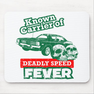 1970 Plymouth Barracuda Mouse Pad