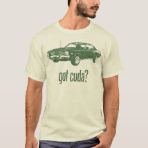 1970 Plymouth Barracuda T-Shirt