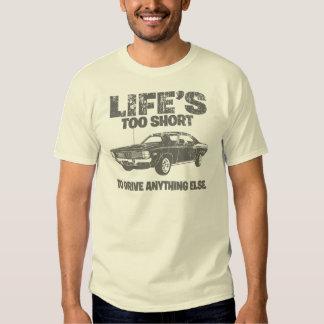 1970 Plymouth Barracuda T Shirt