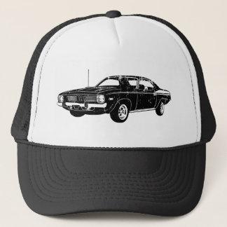 1970 Plymouth Barracuda Trucker Hat