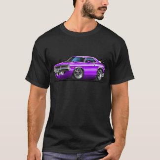 1970 Plymouth Cuda Purple Car T-Shirt