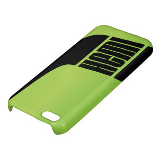 1970 Plymouth Hemi 'Cuda in Sub Lime iPhone 5C Cases