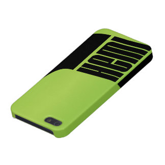 1970 Plymouth Hemi 'Cuda in Sub Lime iPhone 5/5S Cases