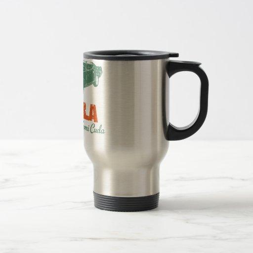 1970 Plymouth Hemi Cuda Coffee Mugs