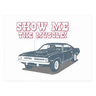 1970 Plymouth Hemi Cuda Post Cards