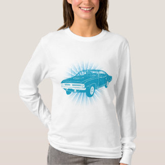 1970 Plymouth Hemi Cuda T-Shirt
