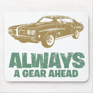 "1970 Pontiac GTO 455 ""JUDGE"" Mouse Pad"