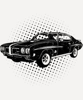 "1970 Pontiac GTO 455 ""JUDGE"" T-shirts"