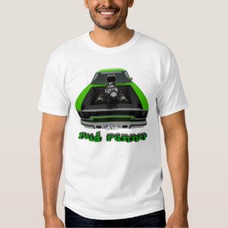 1970 Road Runner Green Tee Shirt