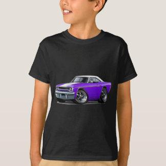 1970 Roadrunner Purple-White Stripe T-Shirt