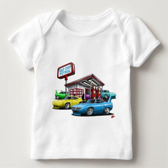 1970 Superbird Gas Station Baby T-Shirt