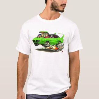 1970 Superbird Green Car T-Shirt