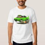 1970 Superbird Green Car Tee Shirt