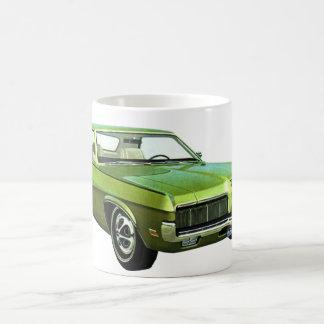 1970s Classic Cougar Coffee Mug