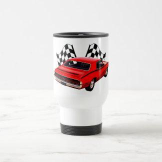 1970s Fast Cat Travel Mug