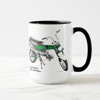 1970's Mini Bike Trail 70 - Dear Santa... Mug