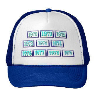 1970's trucker hat