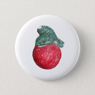 1970s Vintage Apple Plaque Items Pinback Button