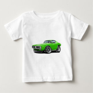 1971-72 Charger Lime Chrome Bumper Baby T-Shirt