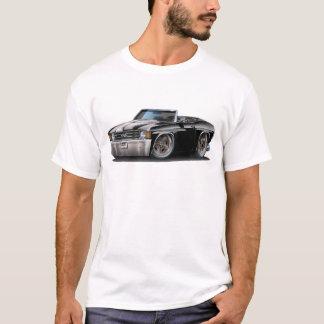 1971-72 Chevelle Black-White Convertible T-Shirt