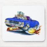 1971-72 Chevelle Blue Convertible Mousepad