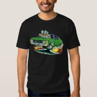 1971-72 Chevelle Green Car T-Shirt