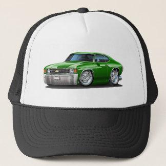 1971-72 Chevelle Green Car Trucker Hat