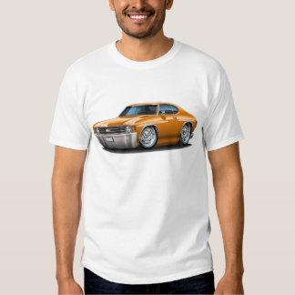 1971-72 Chevelle Orange Car T-Shirt