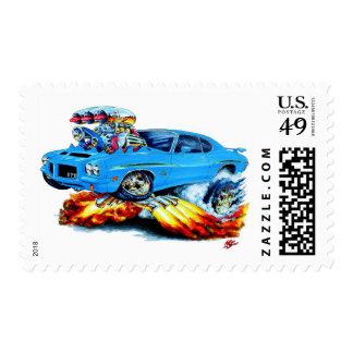 1971-72 coche del azul del juez de GTO Envio