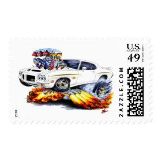 1971-72 coche del blanco del juez de GTO Sello