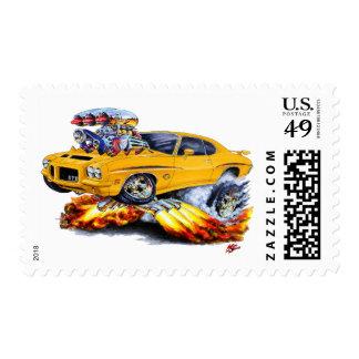 1971-72 coche del naranja del juez de GTO Franqueo