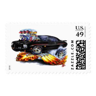 1971-72 coche del negro del juez de GTO Sello
