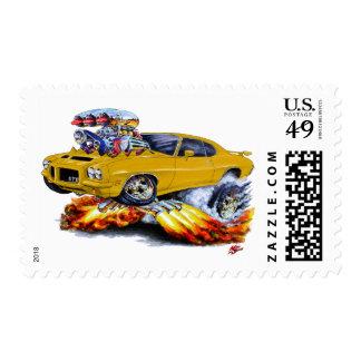 1971-72 coche del oro de GTO Sellos